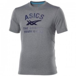 TEE SHIRT LOGO PERFORMANCE ASICS